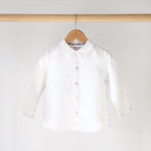Unisex Joey Linen Shirt